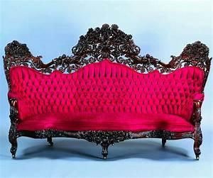 Beautiful, Antique, Sofa, Designs