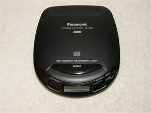 panasonic portable cd player sl s120 xbs mash heat With cd player with resume play feature