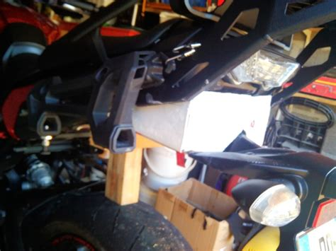 Modification Yamaha Niken by Modification Arri 232 Re