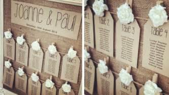plan de table mariage chetre diy mariage 30 idées pour fabriquer un plan de table loisirs créatifs