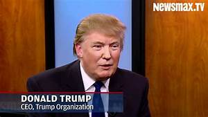 Donald Trump Calls Sean Hannity Must See Tv Youtube