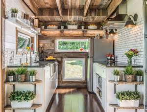 Decorating A Tiny House by This Unique Tiny House Is Filled With Farmhouse Inspired Style