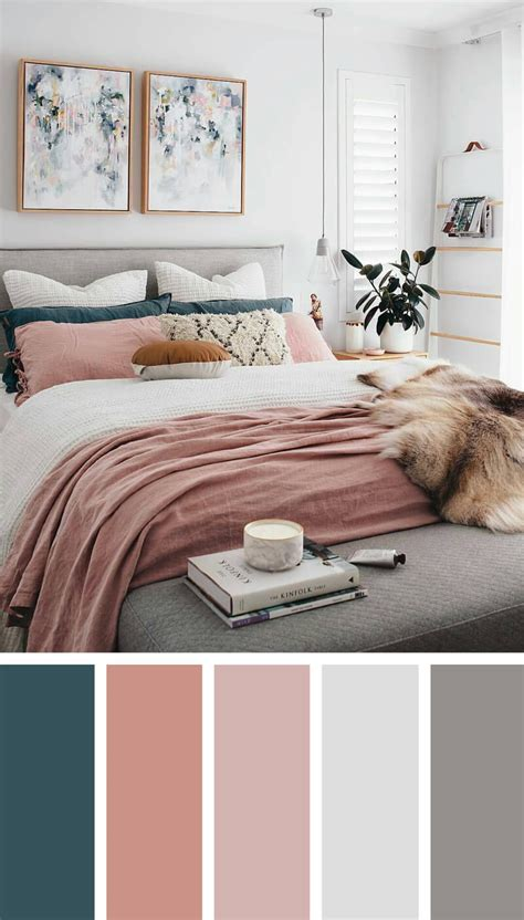 bedroom color schemes 12 best bedroom color scheme ideas and designs for 2018 14231