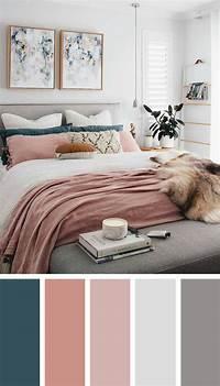 bedroom color palettes 12 Best Bedroom Color Scheme Ideas and Designs for 2019