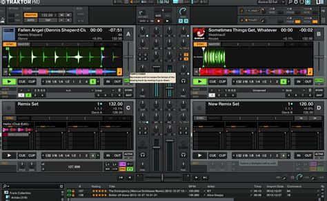 traktor 2 6 remix deck not syncing with master clock ni