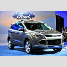 Watch The New Ford Escape  Kuga Suv On Film