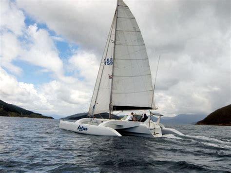 Trimaran Kurt Hughes by 2004 Trimaran Kurt Hughes For Sale Trade Boats Australia