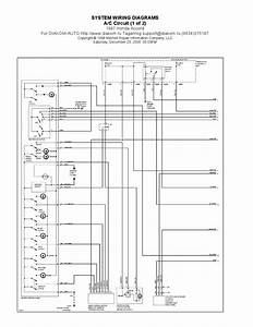 Honda Accord 1997 Wiring Diagram
