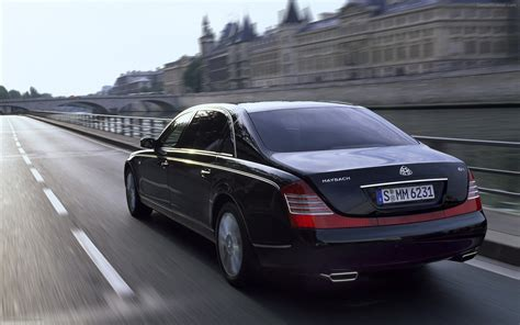 Maybach 62 S Widescreen Exotic Car Picture #01 of 8 ...