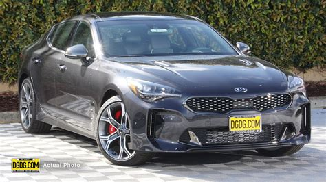 2019 Kia Stinger Gt2 by New 2019 Kia Stinger Gt2 4dr Car In San Jose K14082x