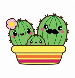 30 best Cute 'Lil Cacti images on Pinterest   Drawings ...