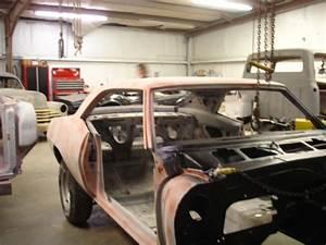 1969 Camaro Restoration