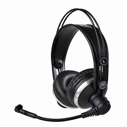 Professional Headset Microphone Akg Headphones Ear Condenser