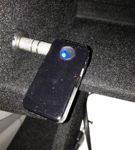bluetooth audio solution  aux input older mls