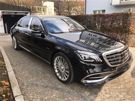 Mercedes Benz Maybach S560 New 2018 Worldoneluxuryitems