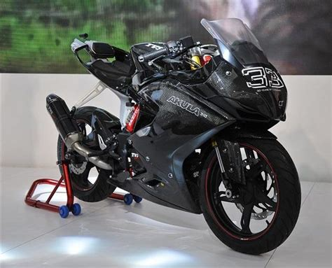 Tvs Apache Rr 310 4k Wallpapers by Tvs Apache Rr 310s Aka Tvs Akula 310 India Launch In July