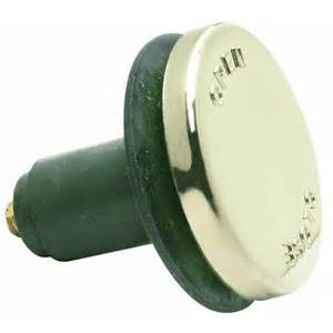 Sink Drain Stopper Replacement by Plumb Pak 438761 Replacement Tub Drain Stopper Cartridge