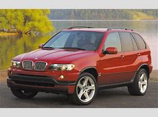2003 BMW X5 Review