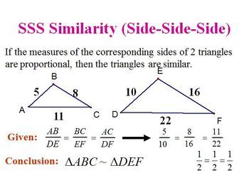 similar triangles with proof pp by rhinestone tpt