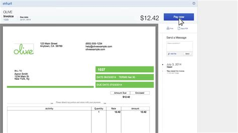 quickbooks invoice how to accept credit cards for small businesses