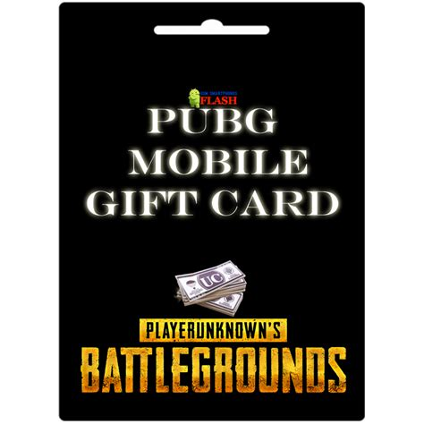Pubg Mobile Unkown Cash Gift Cards - gsm-flash