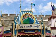 Its a Small World Walt Disney World