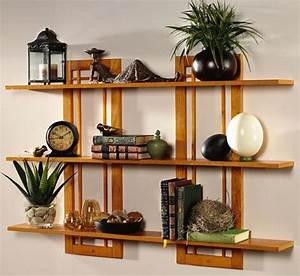 Wall shelves design ideas pouted online magazine for Shelves design ideas