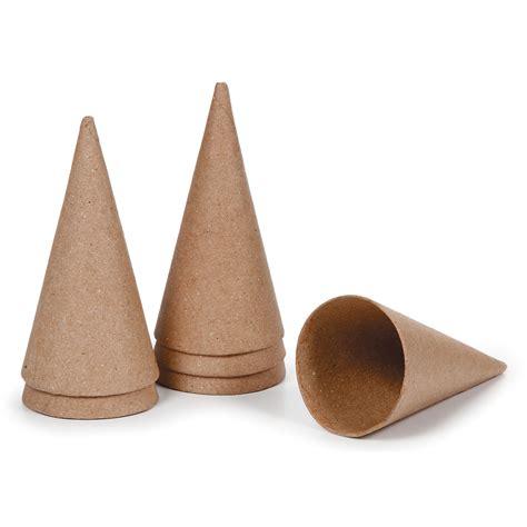 darice paper mache cone jo ann