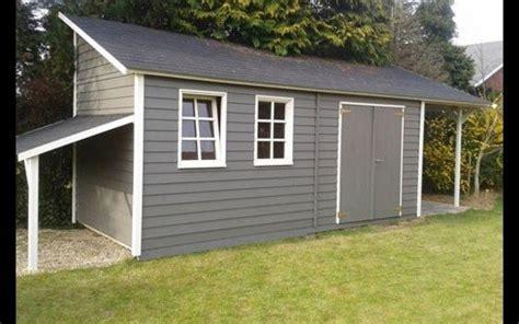 abri de jardin sur mesure les abris de jardin sur mesure de bov 233 jardin et decoration amenagement et entretien belgique