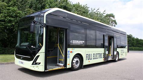 electric avenue volvo bus