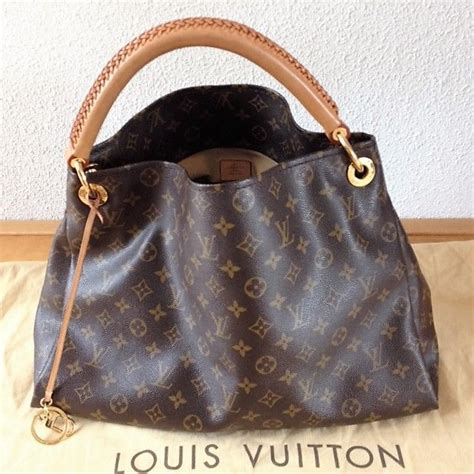 louis vuitton artsy mm handbag shoulderbag