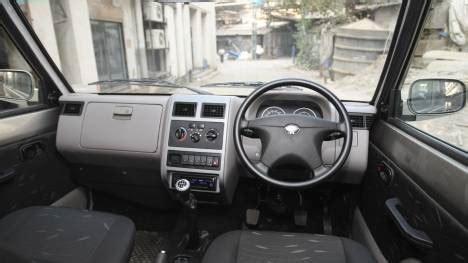 tata sumo gold gx   car interior exterior