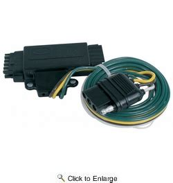 Hopkins Litemate Vehicle Trailer Wiring Kit Pico