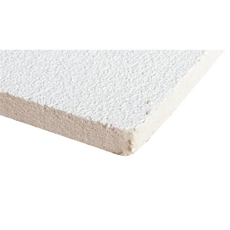 dalle faux plafond bord droit blanc motif granul 233 600x600x15mm 5 76m 178 de 16