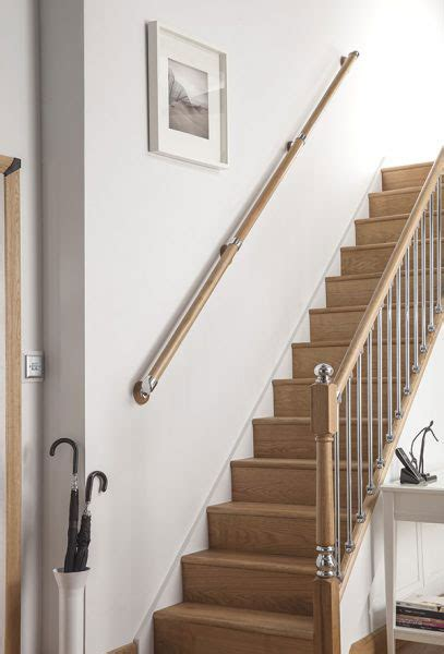 fitting banisters how to fit a handrail cheshire mouldings