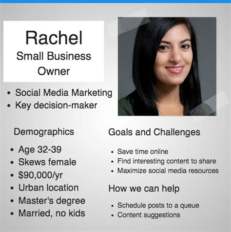 marketing persona the beginner s guide to creating marketing personas buffer
