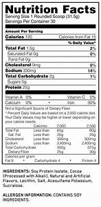 14 99 For 100  Soy Protein Powder