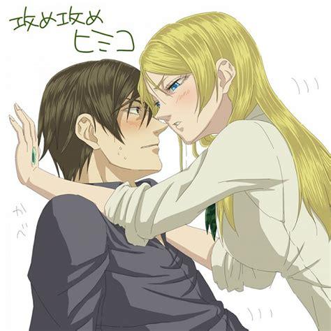 anime btooom kiss btooom 1362904 zerochan