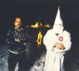 Black KKK Member