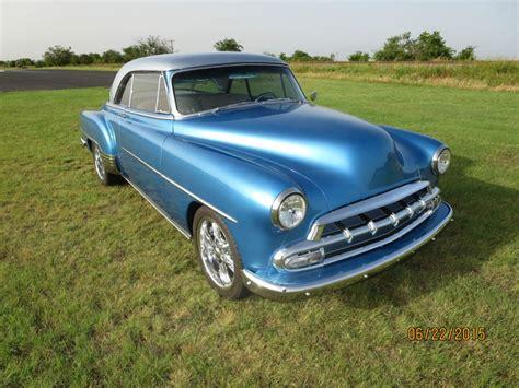 1952 Chevrolet Styleline Deluxe Hardtop For Sale