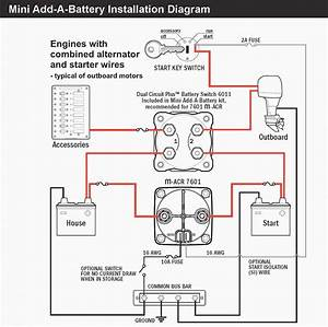 Rv Battery Isolator Wiring Diagram  U2014 Untpikapps