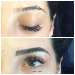 Feather Touch Eyebrow Tattoos