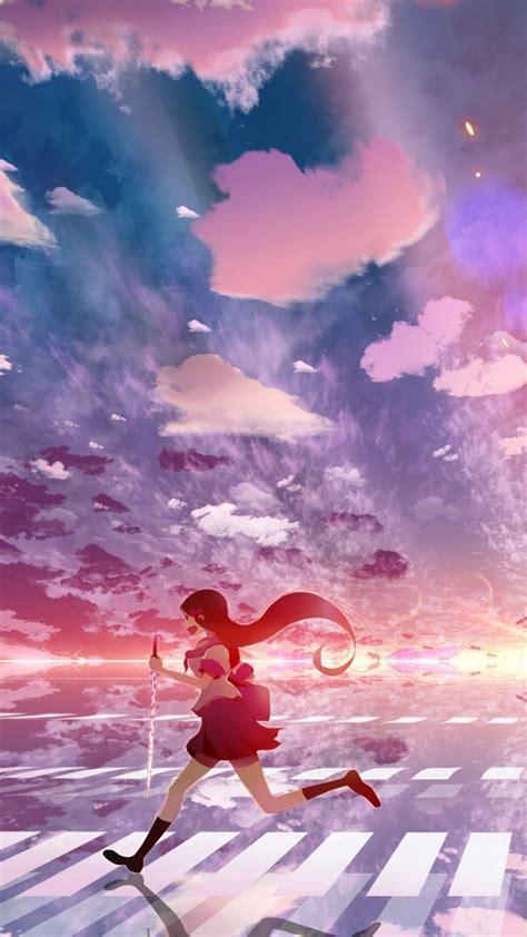 Anime Wallpaper For Samsung - wallpaper 720x1280 anime sky running
