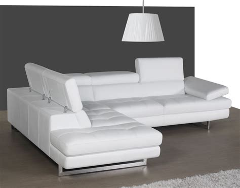 white leather sectional italian white leather sectional sofa stores chicago