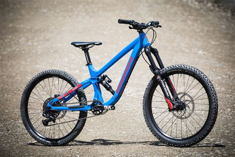 propain releases  full suspension kids bike