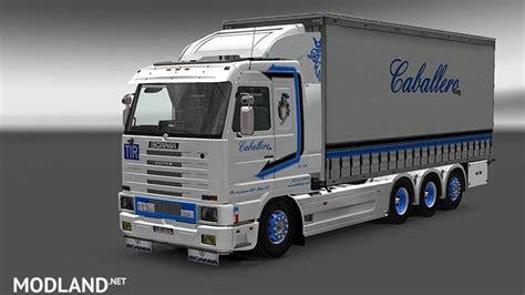 truck simulator 2 original original scania 143m tandem mod for ets 2