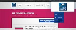 La Banque Postale Assurance Auto Assistance : ouvrir un compte bancaire la banque postale le guide ~ Maxctalentgroup.com Avis de Voitures