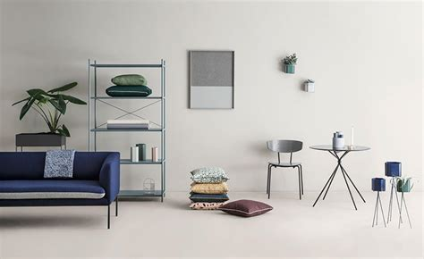ferm living unveils  collection  mo wallpaper