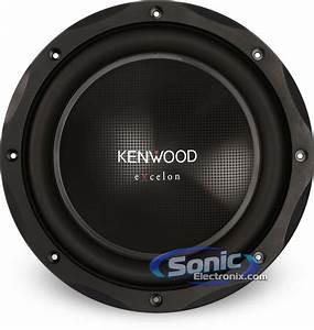 Kenwood Excelon Kfc Xw10 Wiring Diagram
