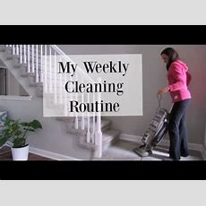 My Weekly Cleaning Routine  Clean With Me Vlog Style